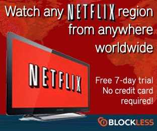 Get American Netflix (and the World!)